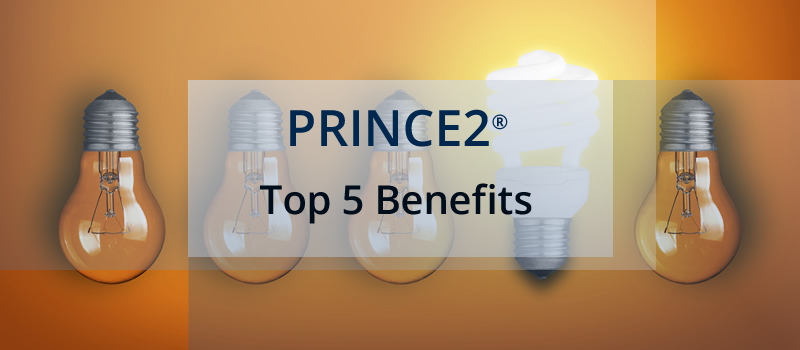 Benefits of Prince2